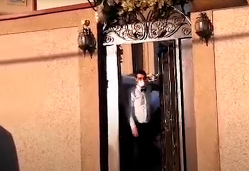 Сын главы Генштаба Армении закатил свадьбу на 100 человек