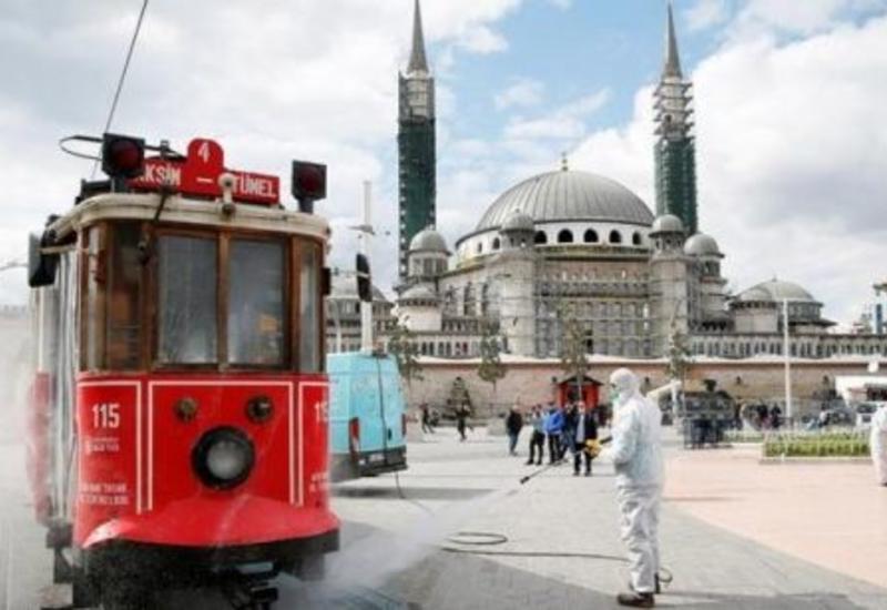В Турции за последние сутки от коронавируса выздоровели 3 411 человек