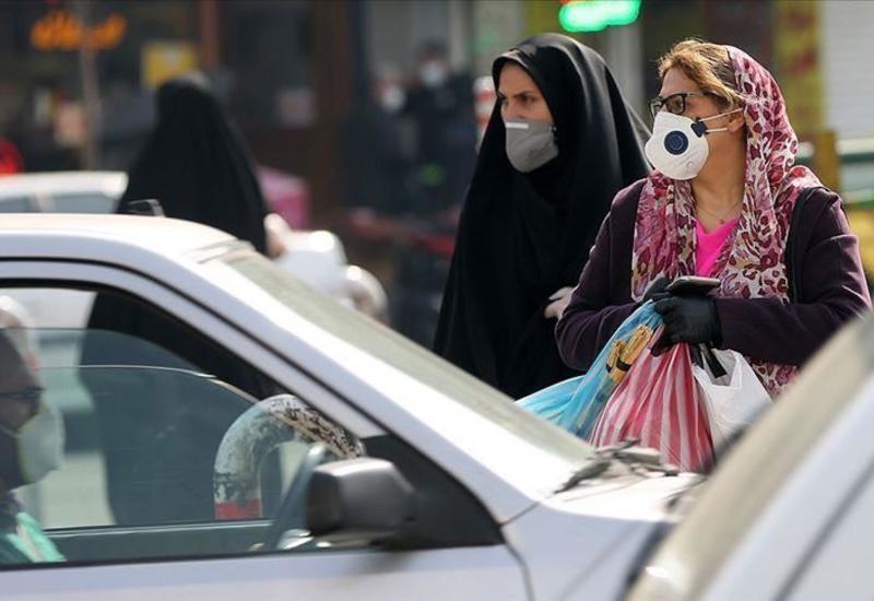 В Иране вводят жесткий карантин из-за коронавируса