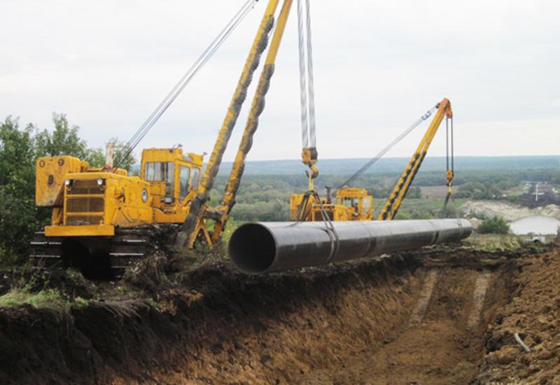 Турция начинает строительство газопровода в Нахчыван