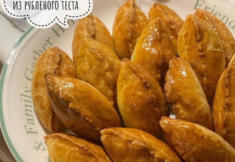 Иля Мамедова раскрыла секрет техники приготовления мясных пирожков