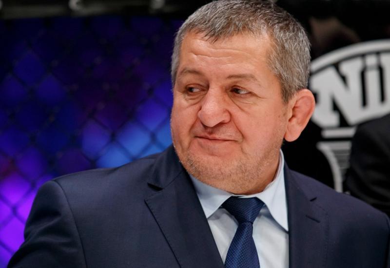 Заразившийся коронавирусом отец Хабиба Нурмагомедова идет на поправку