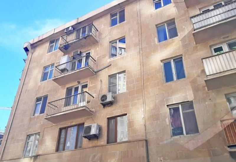 Жители здания в Баку, где произошел пожар, будут обеспечены съемным жильем