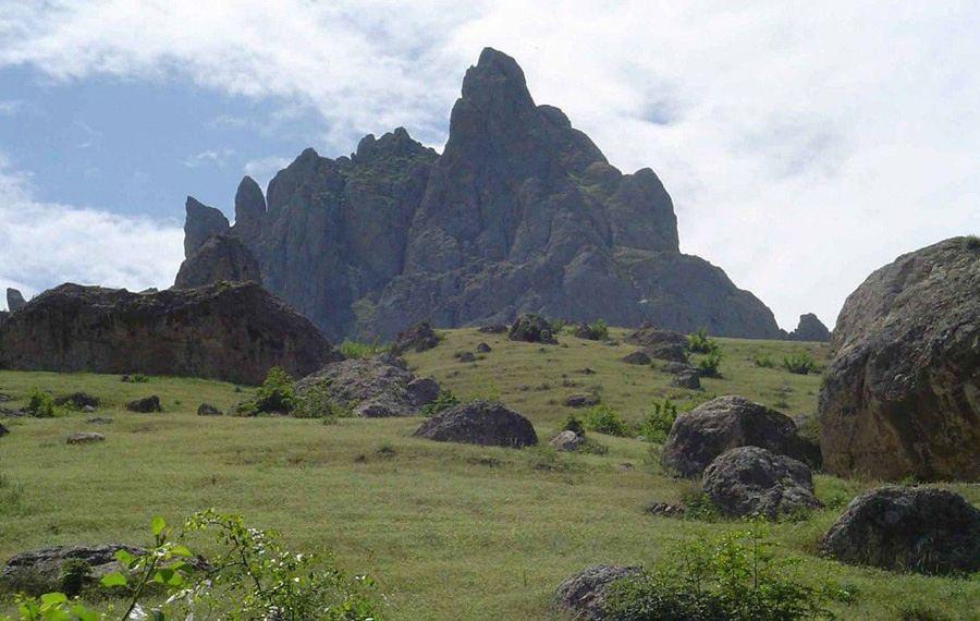 Тайны и предания горы Бешбармаг