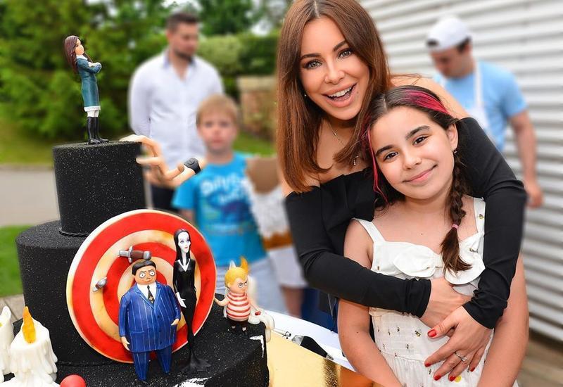 Ани Лорак громко отпраздновала день рождения дочери