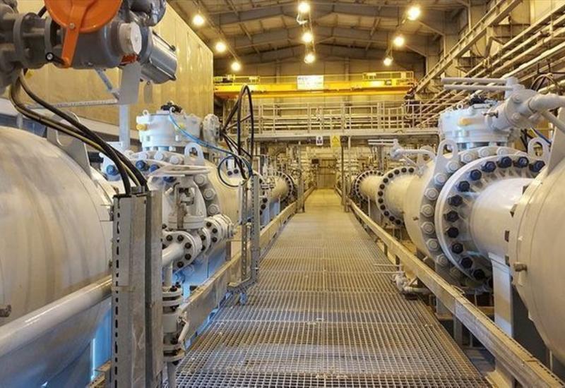 Азербайджан поставит Турции 6 млрд. кубометров газа в год