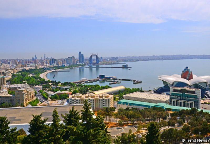 Сколько иностранцы потратили в Азербайджане в 2020 году?