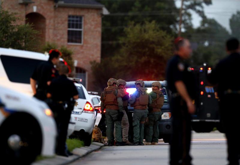 В Техасе мужчина расстрелял людей из винтовки
