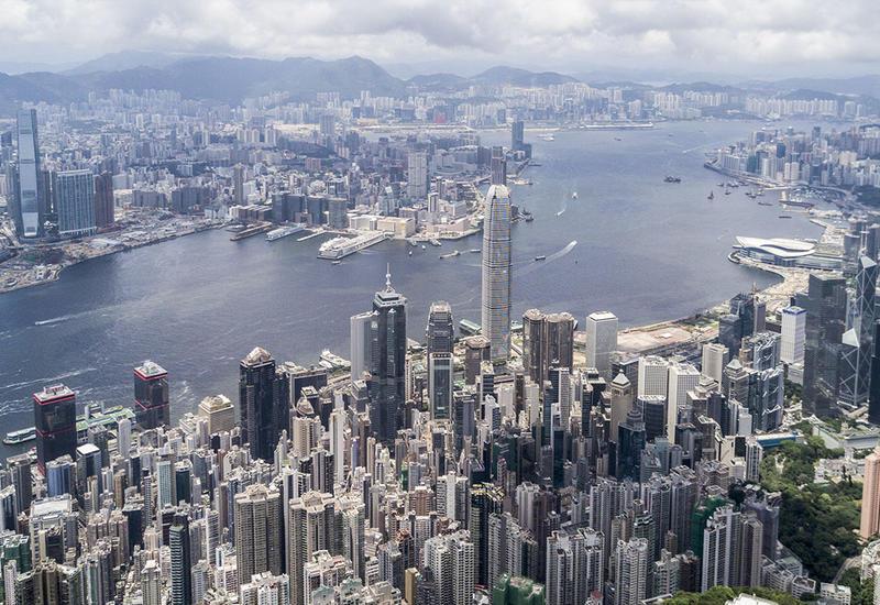 В Гонконге произошла авария на химпредприятии, есть пострадавшие