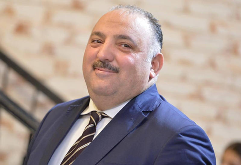 Бахрам Багирзаде поздравил азербайджанцев с парадом Победы
