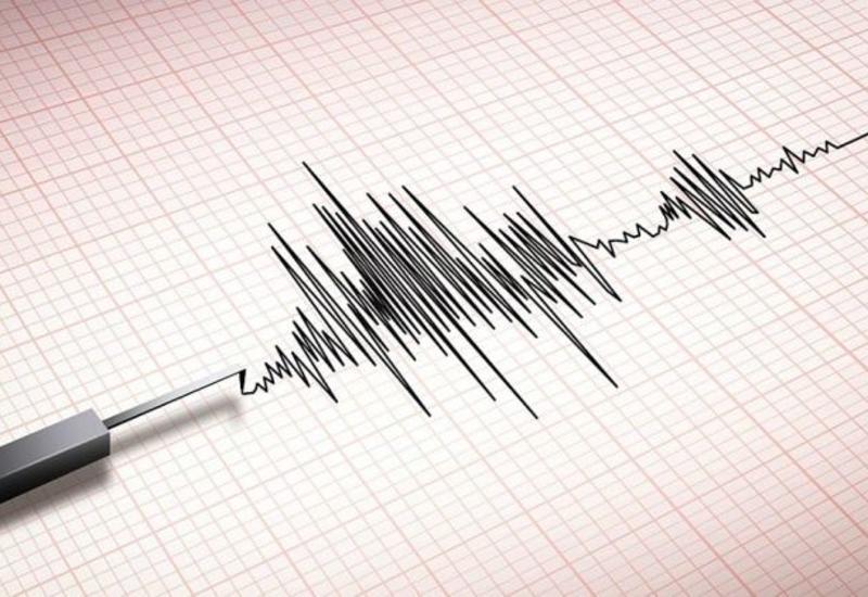 В Турции произошло сильное землятресение