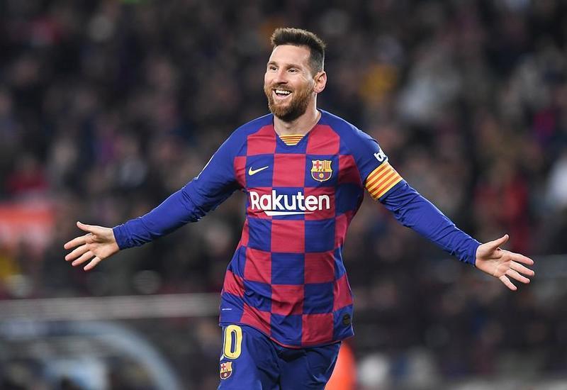 Месси установил рекорд Ла Лиги по числу сезонов с более чем 20-ю голами