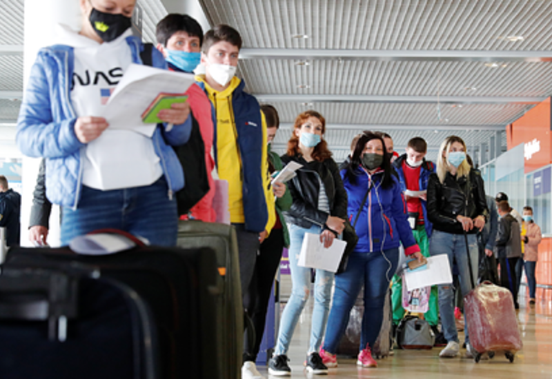 Украина возобновила авиасообщение