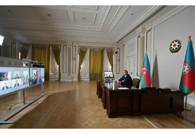 Президент Ильхам Алиев: В настоящее время мы работаем над правительственной стратегией по цифровой трансформации