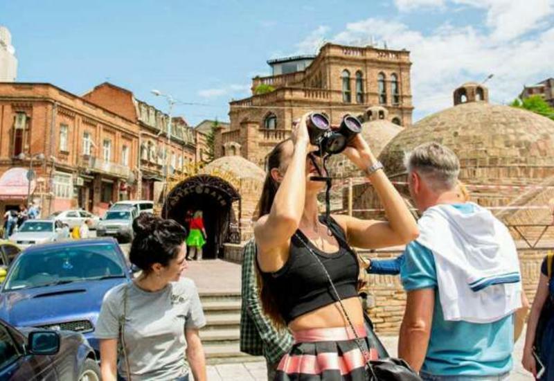 В Грузии не ожидают иностранных туристов в нынешнем году