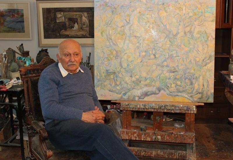 Умер народный художник Азербайджана