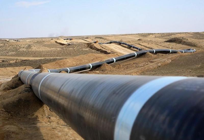 Азербайджан увеличил экспорт газа