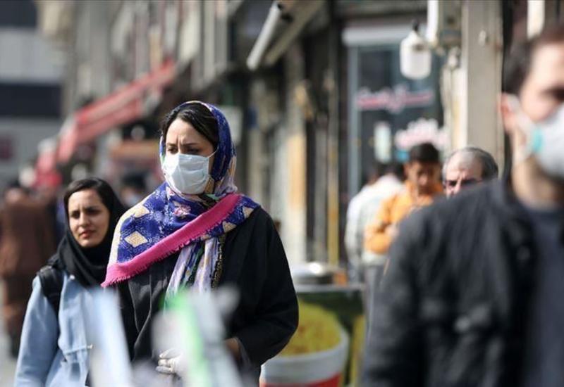 В Иране за сутки 2 596 зараженных коронавирусом