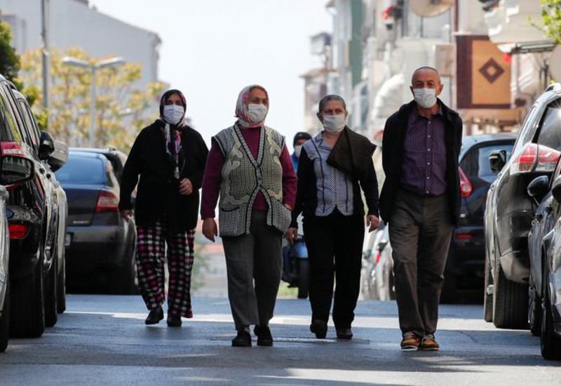 В Турции за сутки от коронавируса выздоровело более 8 тыс. человек