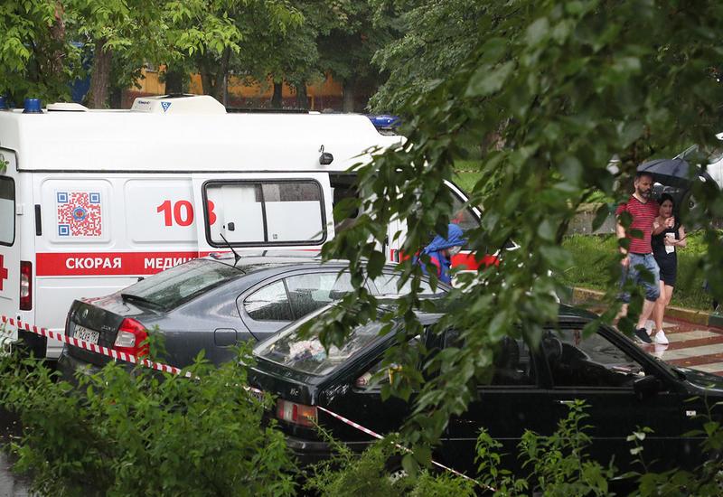 Мужчина расстрелял семью на севере Москвы