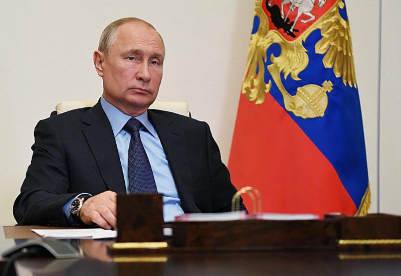 Путин опубликовал в журнале National Interest статью о Второй мировой войне