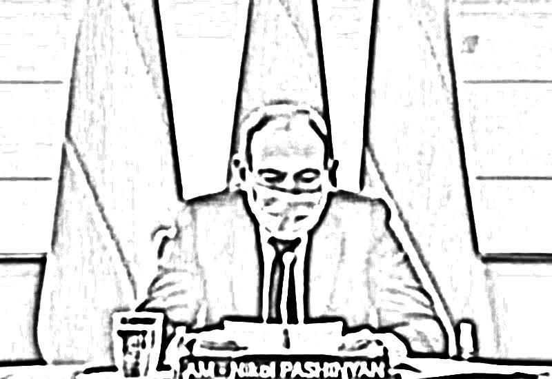 Пашинян получит последнее слово только на скамье подсудимых