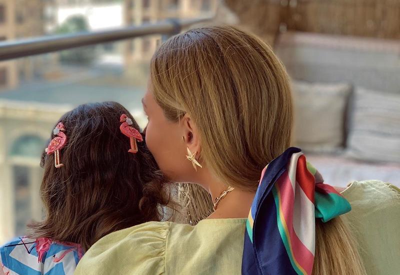Блогер Айнур Гузель с дочкой покорила сердца подписчиков