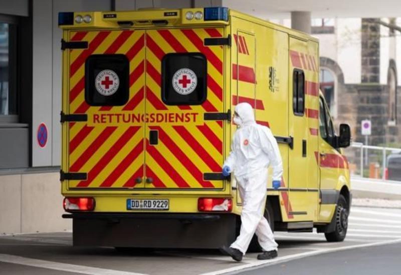 В Германии зафиксировали максимальное число заразившихся коронавирусом с конца апреля