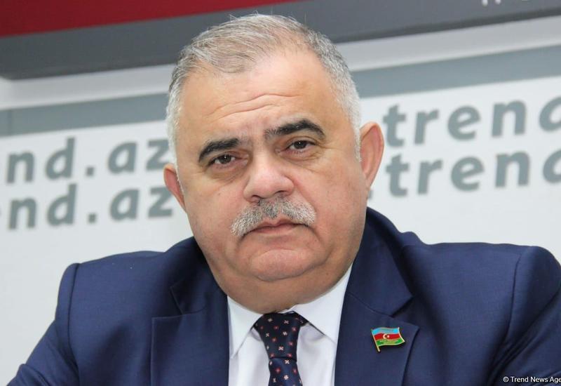 Депутат Арзу Нагиев выразил признательность спикеру Милли Меджлиса