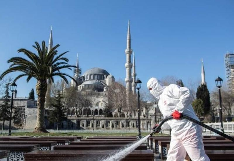 В Турции число выздоровевших от коронавируса превысило 158 тысяч