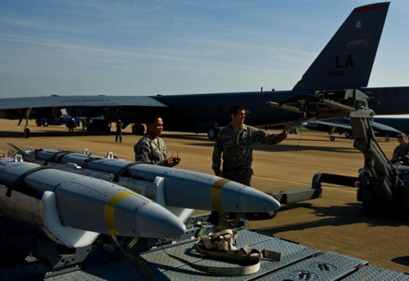ВСША испытали умную авиабомбу комплекса Золотая Орда