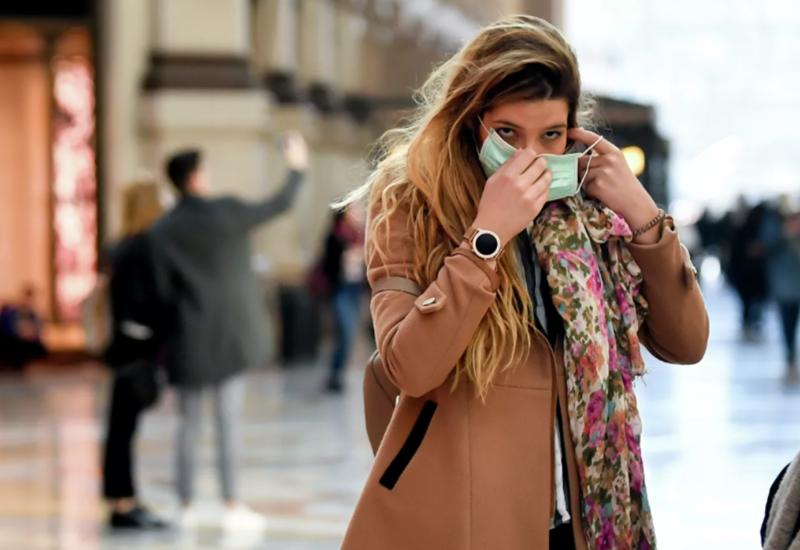 В Турции будут штрафовать за неношение масок