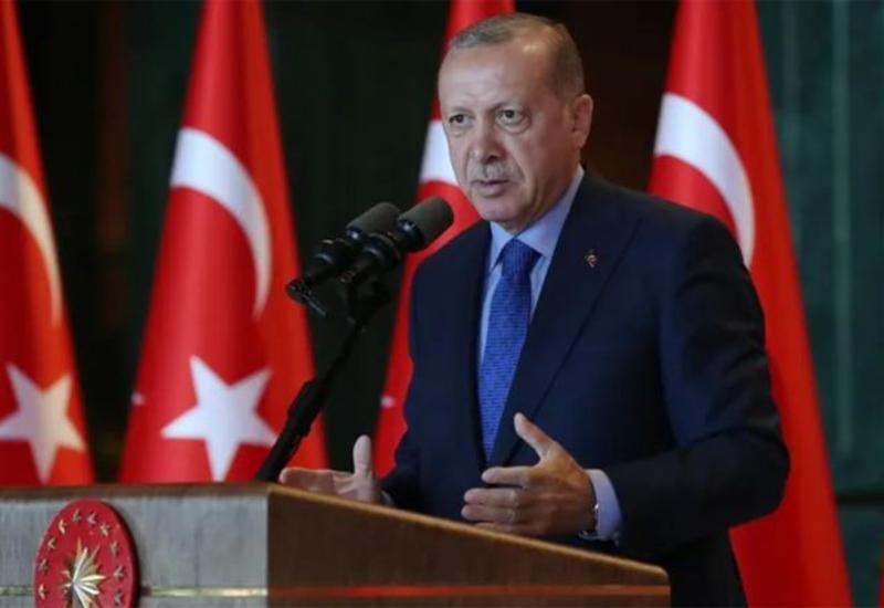 Эрдоган не исключил принятия новой конституции в Турции