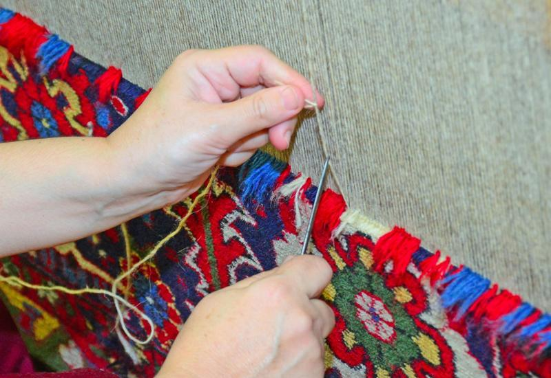 Азербайджан сократил ввоз ковров из Турции