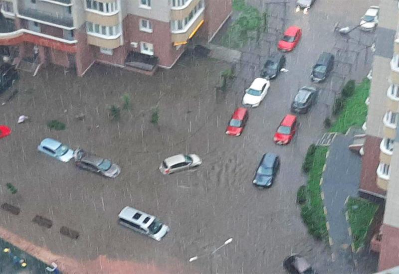 Власти Москвы объяснили причину подтоплений