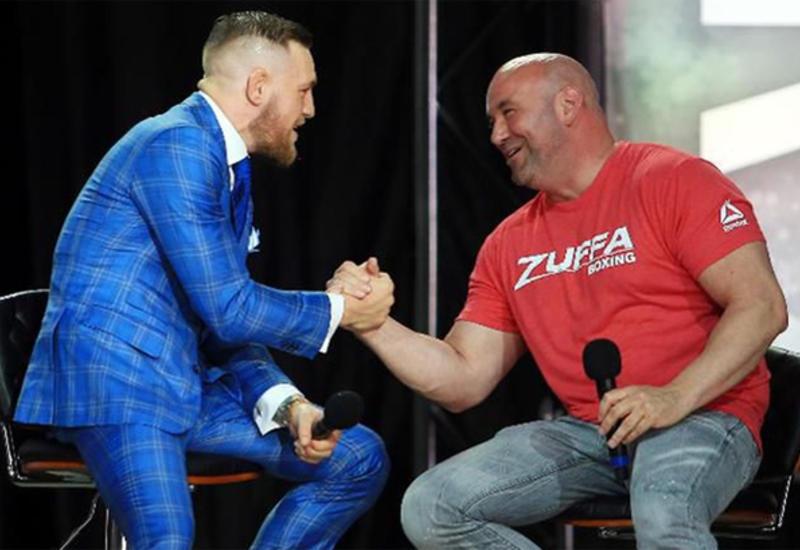 Глава UFC Уайт подтвердил завершение карьеры Макгрегора