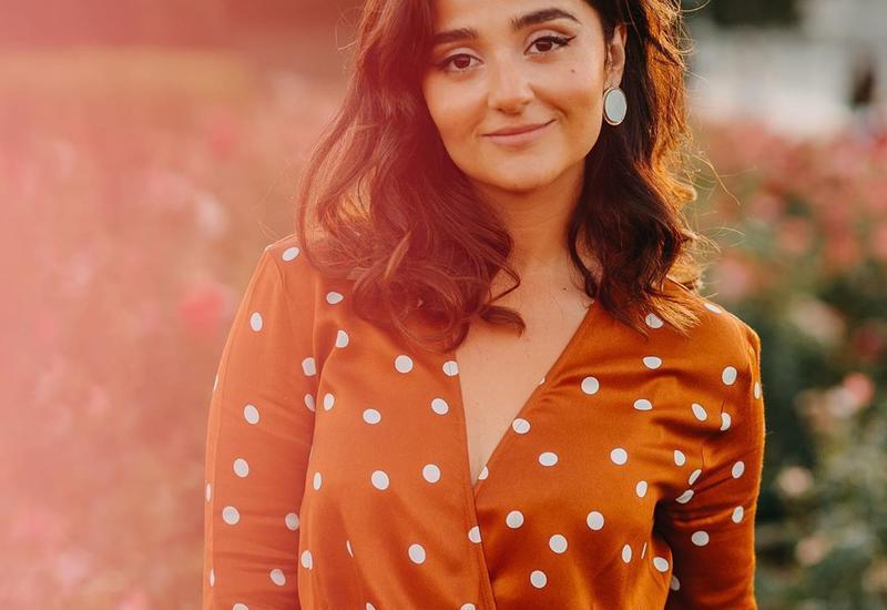 Зейнаб Джахан рассказала о себе подписчикам
