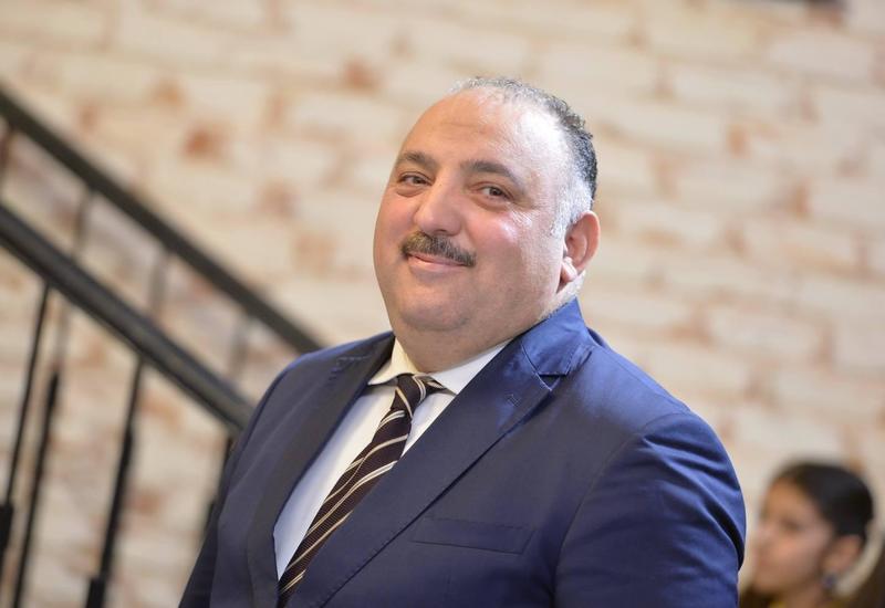 "Актеры театра КВН ""Planet Parni iz Baku"" поддержали Бахрама Багирзаде"