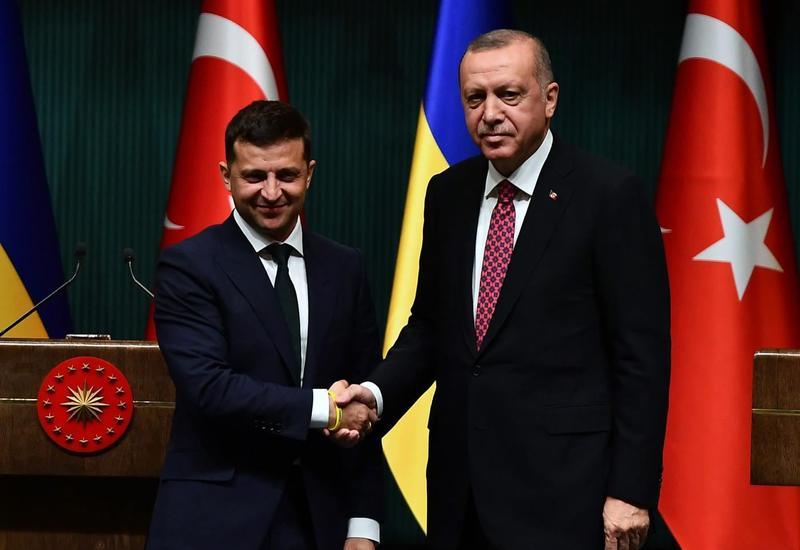 Эрдоган и Зеленский обсудили борьбу с пандемией