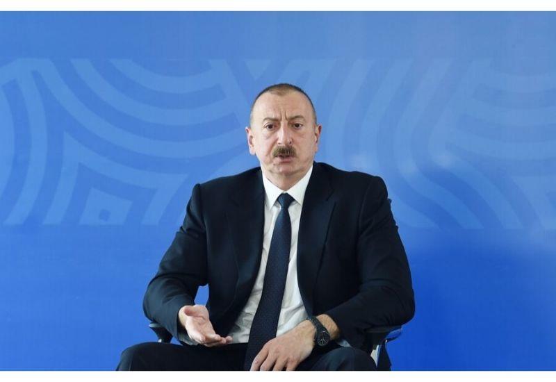 Президент Ильхам Алиев: На первом плане в нашей повестке дня - борьба с коронавирусом
