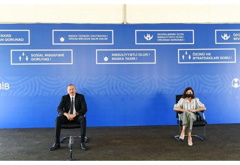 Президент Ильхам Алиев: Если предпринятые государством шаги не будут поддержаны общественностью в массовом порядке, то это бесполезно