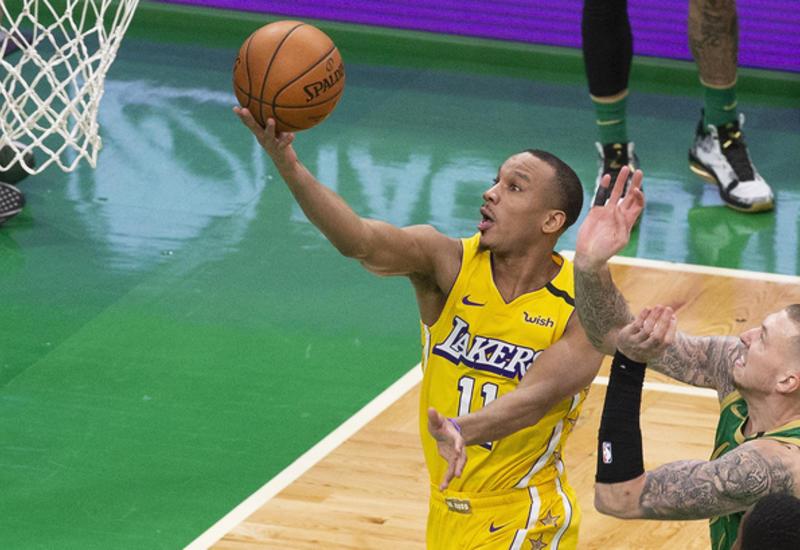 """Баскетболист """"Лейкерс"""" отказался участвовать в возобновлении сезона"""