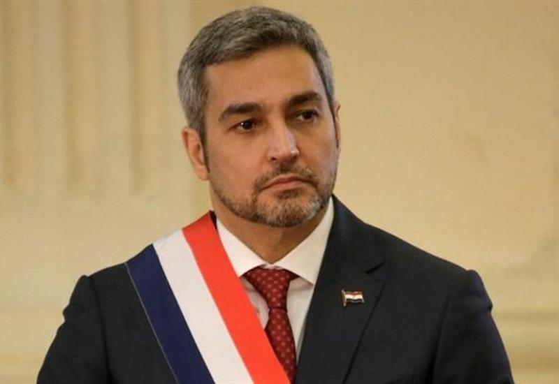 Президент Парагвая поздравил Президента Ильхама Алиева