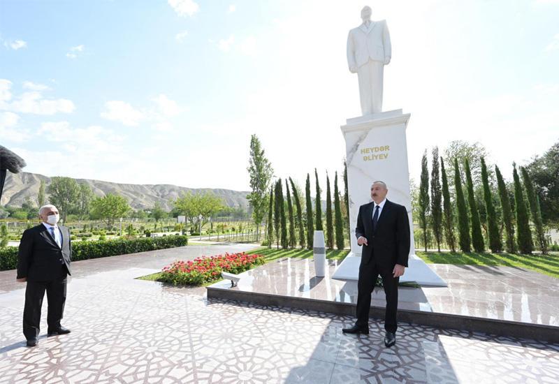 Президент Ильхам Алиев: Мы абсолютно независимы, это и есть экономическая и энергетическая независимость