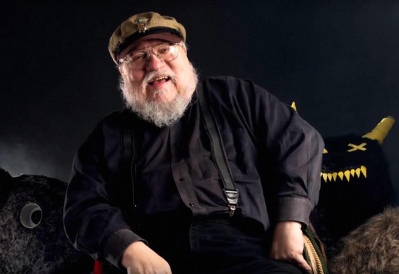 Джордж Мартин заканчивает продолжение «Игры престолов», которое фанаты ждут уже почти 10 лет