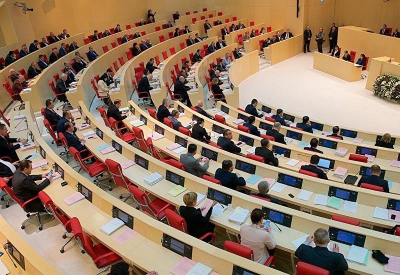 Парламент Грузии принял антикризисный бюджет