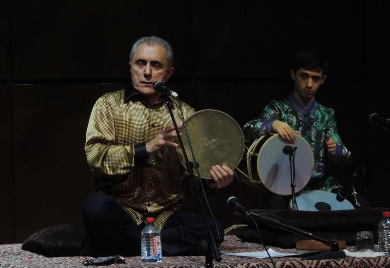 Концерт Ансамбля Алима Гасымова вошел в онлайн-ретроспективу Международного Дягилевского фестиваля