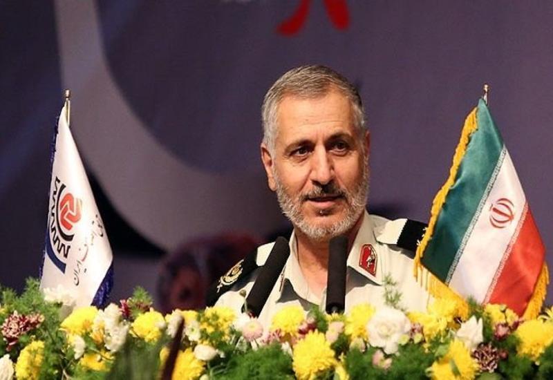 Генерал: Границы Ирана и Азербайджана - это границы мира и дружбы