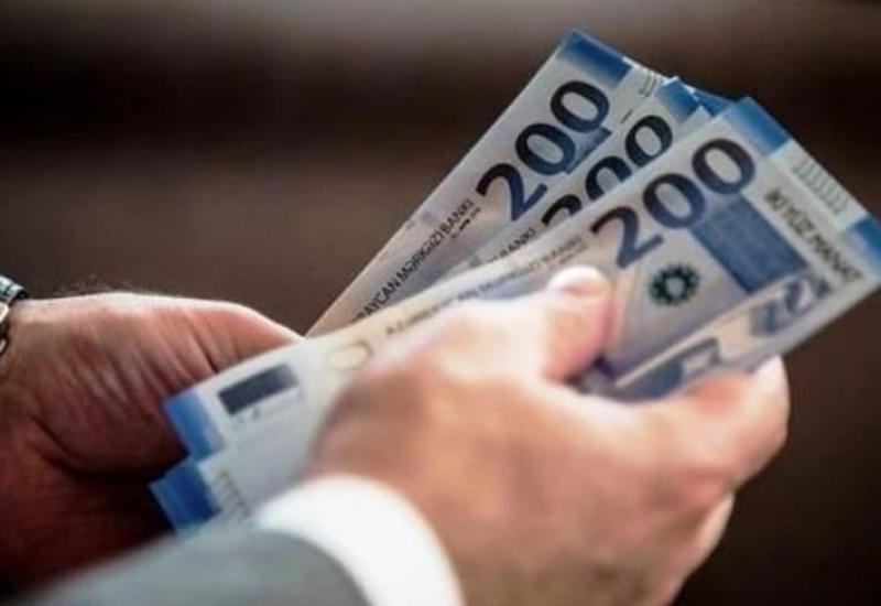 689 тысячам человек выплачено 254 млн манатов