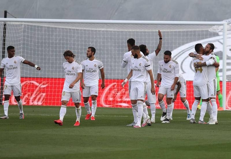 «Реал» вышел на первое место в турнирной таблице Ла Лиги